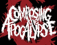 Composing the Apocalypse Logo Design
