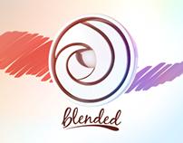 """Logo & Branding - """"Blended"""""""