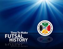 Kuwait Mini World Futsal Club Tournament Opening