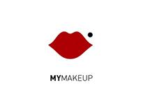 layout grafico_MyMakeUp_WebSite
