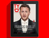 TYD Spring 2013 Issue • iPad Magazine