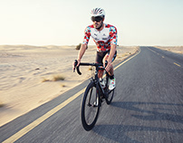 Cyclist Retouch