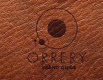 Orrery Bookstore: Brandguide