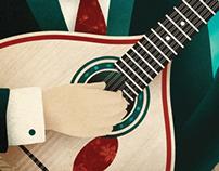 A Guitarra, a Voz e o Mar