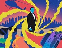 007 No Time to Die - Alternate Movie Posters