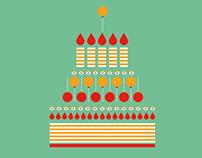 Birthday card - opticians