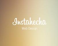 InstaHecha Web Design