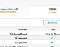 Web Hosting Packed Turkish