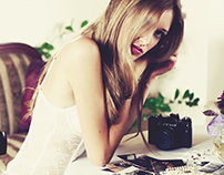 Paulina as Lana
