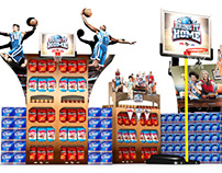 PEPSI / FRITO LAY & BUD LIGHT BASKETBALL