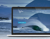 Tourism Tofino Responsive Website Design
