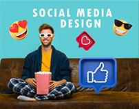 social media design furniture