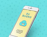 App - Eu Quero