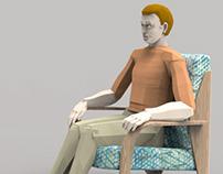 Fotel #2