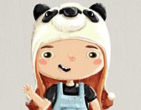 Character Design: Katene