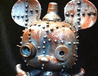 Steam-Bot Mickey