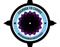 Courage to Change Logo