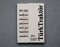 Annual Report for TürkTraktör
