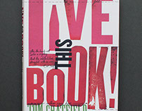 Live This Book – Tom Chatfield
