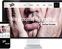 Bez poprawek- graphic studio made in WebWave