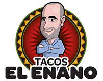 Tacos El Enano-Illustration Art