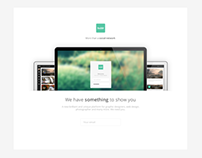 New Bublr Landing Page - HTML5/CSS3