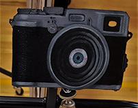 Camera with Eye