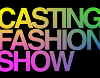 Teaser Casting Fashion Show