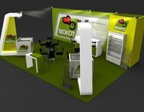 BIOKOT - Exhibition Stand