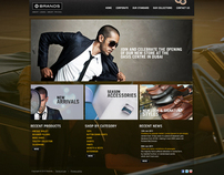 Brands (UAE) New web concept