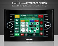 Touch Screen Interface Design - CBRE