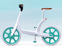 Ciao by Piaggio Electric Bike