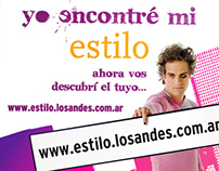 CAMBIO DE ESTILO. Advertising Campaing