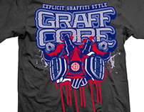 2013 - Graff Core Graffiti Clothing