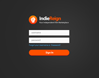 IndieReign Android and iPad Apps