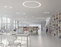 New library in Varna