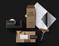 Moscato Adega - Brand Identity