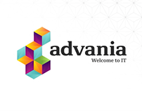Advania - Logo introduction