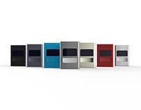 Trezor Mini hardware wallet design