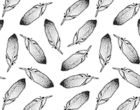 Surface Pattern Design - Coleção Minimalismo