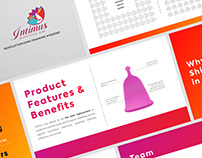 Pitch Deck for Intimus Cups