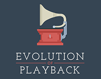 Evolution of Playback | Motion Graphic