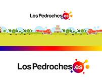 Diseño Logotipo - Los Pedroches.es