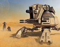 Robot Turret