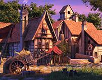 shine village