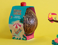 Coco Licor / Packaging Illustration