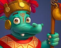 Lil Quest: Dragon Maya