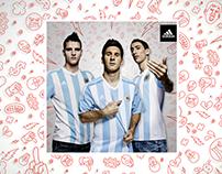 Ganadoras premio - Adidas Sign Off AFA ´15