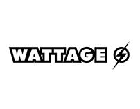 DJ Wattage Logo