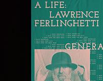 A Life: Lawrence Ferlinghetti